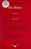 Etienne Rebaudengo - Scénurgie de Champenard Tome 10 : Les Dieux - Dramaturgie solennelle en 4 parties.