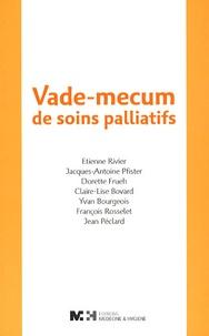 Accentsonline.fr Vade-mecum des soins palliatifs Image