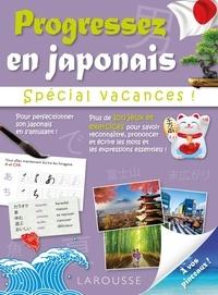 Etienne Rozenn - Progressez en japonais - Spécial vacances !.