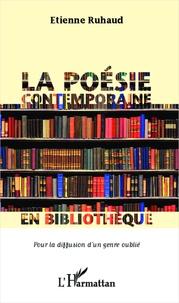 La poésie contemporaine en bibliothèque - Pour la diffusion dun genre oublié.pdf