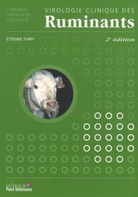 Etienne Thiry - Virologie clinique des ruminants.