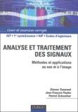 Etienne Tisserand et Jean-François Pautex - Analyse et traitement des signaux - Méthodes et applications au son et à l'image, Cours et exercices.