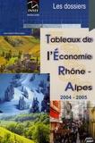 Etienne Traynard - Tableaux de l'Economie Rhône-Alpes.