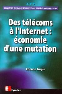 Deedr.fr Des télécoms à l'Internet - Économie d'une mutation Image
