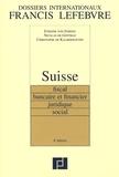 Etienne von Streng et Nicolas de Gottrau - Suisse - Fiscal, bancaire et financier, juridique, social.