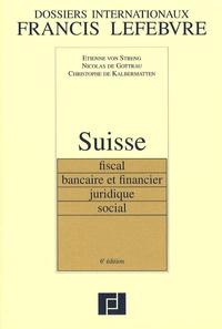 Suisse - Fiscal, bancaire et financier, juridique, social.pdf