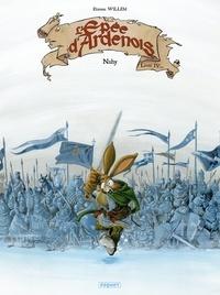 Etienne Willem - L'épée d'Ardenois T4 - Nuhy.