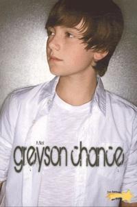 Etoiles (Les Editions des) - Greyson Chance.