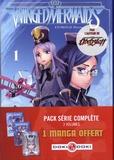 Etorouji Shiono - Winged Mermaids Pack : Winged Mermaids - Pack 3 volumes pour le prix de 2.