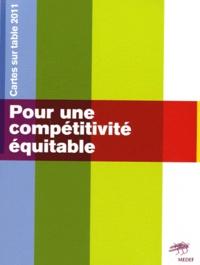 Histoiresdenlire.be Pour une compétitivité équitable - Cartes sur table 2011 Image