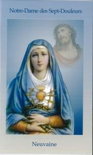 Ets Prouvost - Neuvaine à Notre-Dame des Sept-Douleurs.