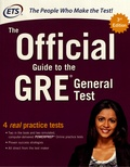 ETS - The Official Guide To The GRE General Test.