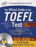 ETS - The Official Guide to the TOEFL Test. 1 Cédérom