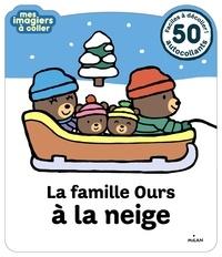 Etsuko Watanabe - La famille Ours à la neige.
