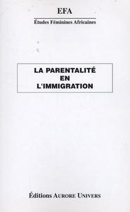 Céline Kula-Kim - Etudes Féminines Africaines N° 1, Mai 2006 : La parentalité en immigration.