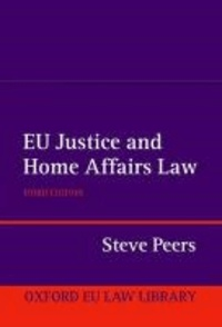 EU Justice and Home Affairs Law.