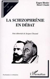 Eugen Bleuler et Henri Claude - .