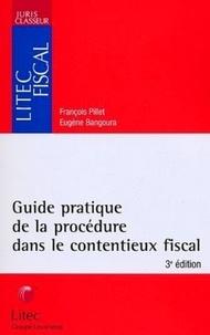 Eugène Bangoura et François Pillet - .