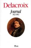 Eugène Delacroix - Journal - 1822-1863.