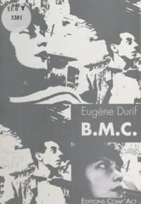 Eugène Durif - BMC.