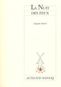 Eugène Durif - La nuit des feux.