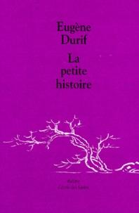La petite histoire - [Festival de la Luzège, juillet 1997.pdf