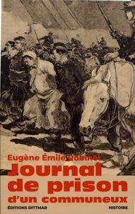 Eugène-Emile Robinet - Journal de prison d'un communeux.