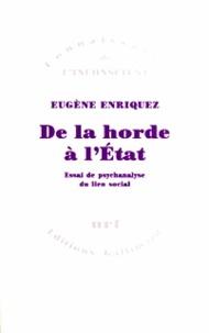 Eugène Enriquez - .
