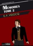 Eugène-François Vidocq - Mémoires-Tome 2.