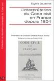 Eugène Gaudemet et Philippe Jestaz - .