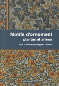 Eugène Grasset - Motifs d'ornement - Plantes et arbres.