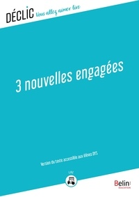 Eugène Ionesco - 3 Nouvelles engagées - DYS - Version du texte accessible aux DYS.