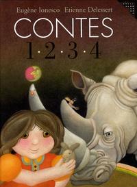 Eugène Ionesco - Contes 1, 2, 3, 4 - Pour enfants de moins de 3 ans.