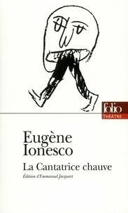 Eugène Ionesco - La Cantatrice chauve.