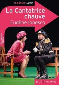 Livres gratuits Google pdf téléchargement gratuit La Cantatrice chauve 9782701151410 en francais par Eugène Ionesco PDB