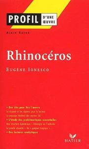 Eugène Ionesco et Alain Satgé - Rhinocéros.