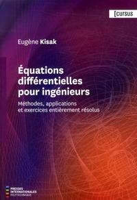 Openwetlab.it Equations différentielles pour ingénieurs - Méthodes, applications et exercices entièrement résolus Image