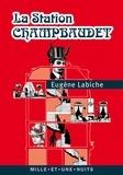 Eugène Labiche - La station Champbaudet.