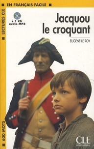 Eugène Le Roy - Jacquou le croquant. 1 CD audio MP3
