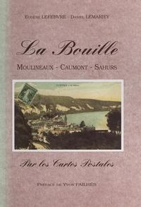 Eugène Lefebvre et Daniel Lemariey - La Bouille - Moulineaux, Caumont, Sahurs, par les cartes postales.