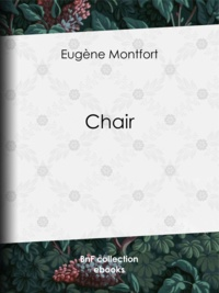 Eugène Montfort - Chair.