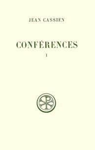 Eugène Pichery et Jean Cassien - Conférences - Tome 1, I-VII, Edition bilingue français-latin.