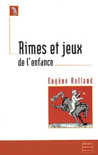 Eugène Rolland - .