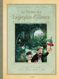 Eugène Santangelo et Vincent Wagner - Le Théâtre des Légendes d'Alsace.