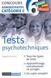 Eugène Sonsini - Tests psychotechniques - Concours administratifs categorie C.