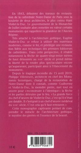 Description de Notre-Dame. Cathédrale de Paris