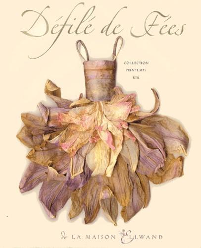 Eugenie Bird et David Downton - Défilé de fées - Collection printemps-été de la Maison Ellwand.