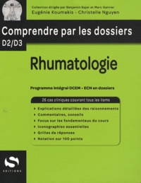 Eugénie Koumakis et Christelle Nguyen - Rhumatologie.