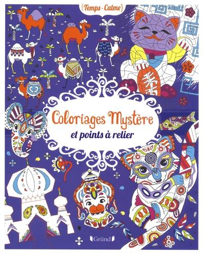 Eugénie Varone - Coloriages mystère et points à relier.