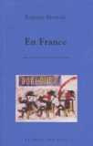 Eugenio Montale - En France.